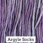 Classic Colorworks, Argyle Socks, Needles and Things