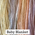 Classic Colorworks, Baby Blanket, Needles and Things