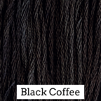 Classic Colorworks, Black Coffee, Needles and Things