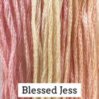 Classic Colorworks, Blessed Jess (Cottage Colours), Needles and Things