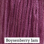 Classic Colorworks, Boysenberry Jam, Needles and Things