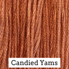 Classic Colorworks, Candied Yams, Needles and Things