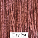 Classic Colorworks, Clay Pot, Needles and Things