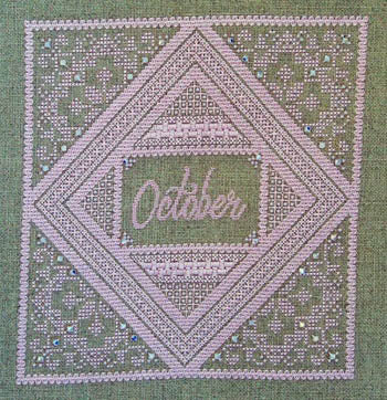 Northern Expressions Needlework, October Opal, Needles and Things