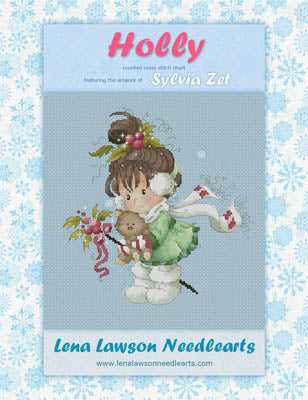 Lena Lawson Needlearts, Holly (Sylvia Zet), Needles and Things
