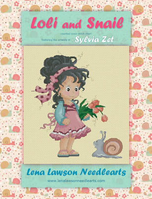 Lena Lawson Needlearts, Loli And Snail (Sylvia Zet), Needles and Things
