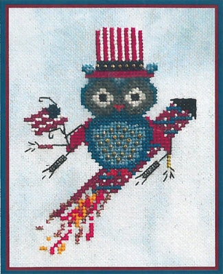 Stitchworks The, Uncle Sam Whoo, Needles and Things