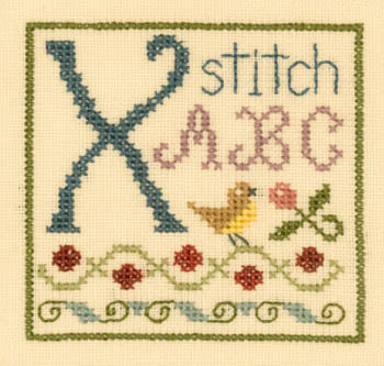 Elizabeth's Designs, X Is For Xstitch, Needles and Things