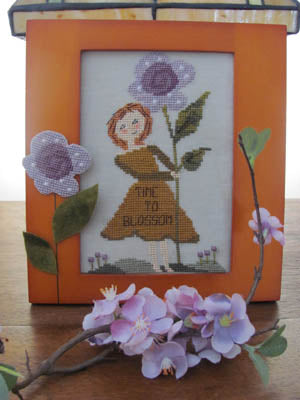 By The Bay Needleart, Time To Blossom, Needles and Things