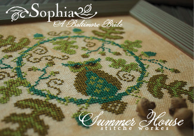 Summer House Stitche Workes, Sophia, Needles and Things
