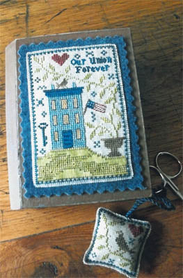 Chessie & Me, Patriotic Stitch Book, Needles and Things