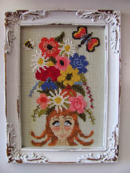 By The Bay Needleart, Think Spring, Needles and Things