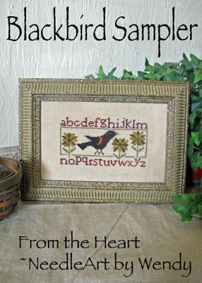 From The Heart, Blackbird Sampler, Needles and Things