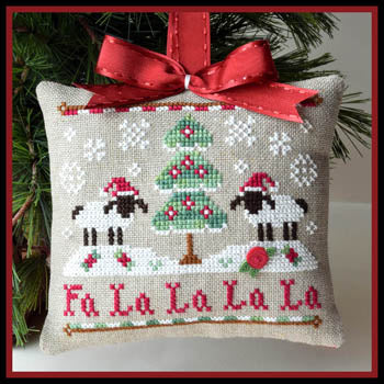 Country Cottage Needleworks, Classic Collection 11-Fa La La, Needles and Things