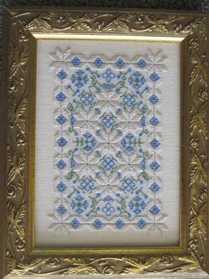Terri Bay Needlework Designs, Spring Garden, Needles and Things