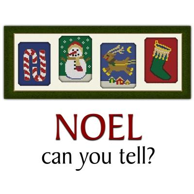 Noel, Can You Tell?