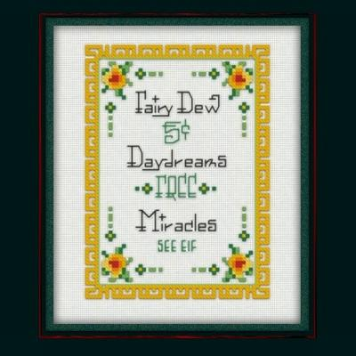 Fairy Dew Daydreams Miracles
