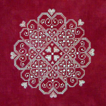 Northern Expressions Needlework, Sweet Hearts, Needles and Things