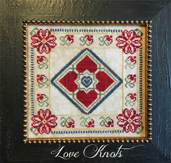 Lindsay Lane Designs, Love Knots, Needles and Things