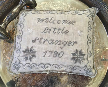 Lindsay Lane Designs, Welcome Little Stranger, Needles and Things