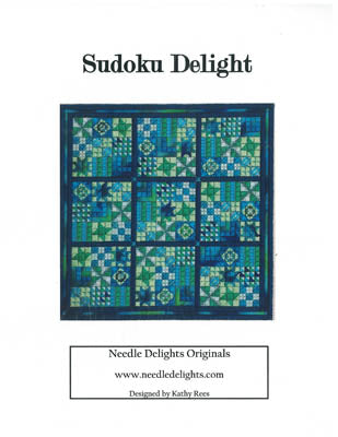 Needle Delights Originals, Sudoku Delight, Needles and Things