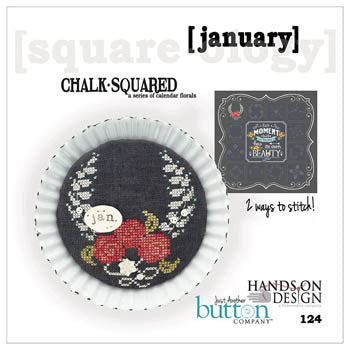 Square-ology, January, Needles and Things