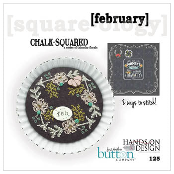 Square-ology, February, Needles and Things