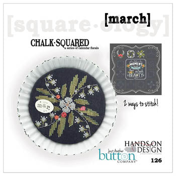 Square-ology, March, Needles and Things