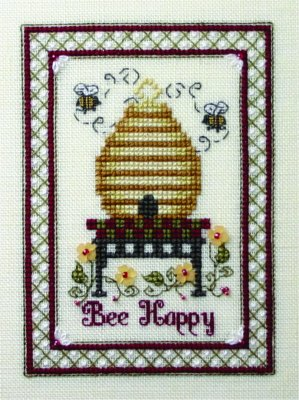 Bee Cottage, Bee Happy - Tennie Tweenie (includes charms), Needles and Things
