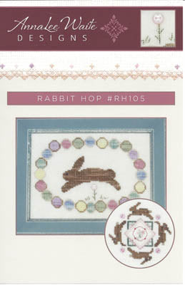 Annalee Waite Designs, Rabbit Hop, Needles and Things