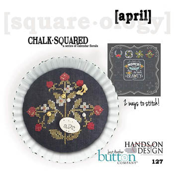 Square-ology, April, Needles and Things