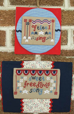 Misty Hill Studio, Patriotic Medley, Needles and Things