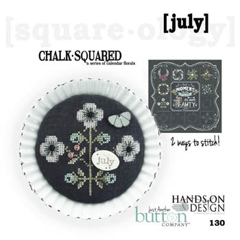 Square-ology, July, Needles and Things