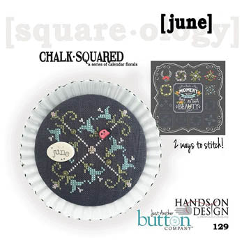 Square-ology, June, Needles and Things