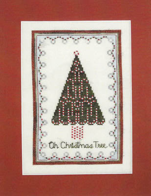 Annalee Waite Designs, Christmas Tree, Needles and Things