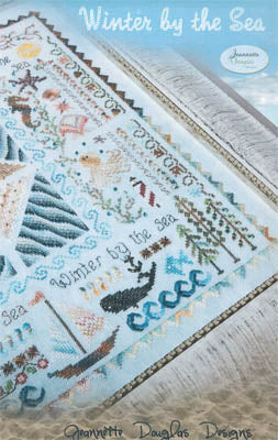 Jeannette Douglas Designs, Winter By The Sea - Seasonal Set #4, Needles and Things