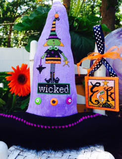 Amy Bruecken Designs, Wicked, Needles and Things