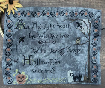 Lindsay Lane Designs, Witches Tree, Needles and Things