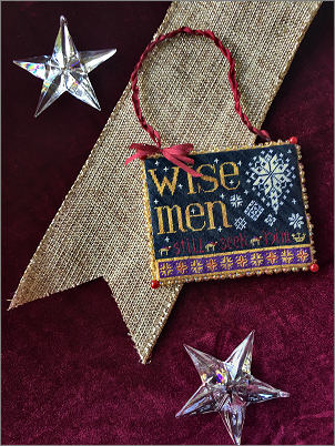 Erica Michaels, Wise Men, Needles and Things
