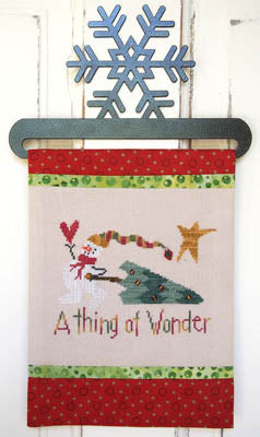 Samsarah Design Studio, Thing Of Wonder, A (includes buttons), Needles and Things