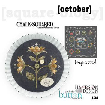 Square-ology, October, Needles and Things