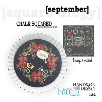 Square-ology, September, Needles and Things