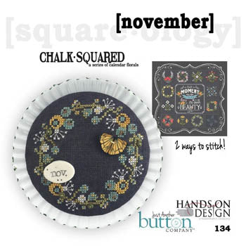 Square-ology, November, Needles and Things