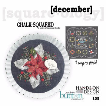 Square-ology, December, Needles and Things