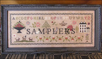 Scarlett House The, Samplers, Needles and Things