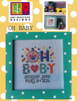 Amy Bruecken Designs, Oh Baby, Needles and Things