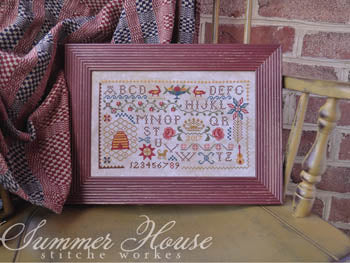 Summer House Stitche Workes, Reality Check, Needles and Things