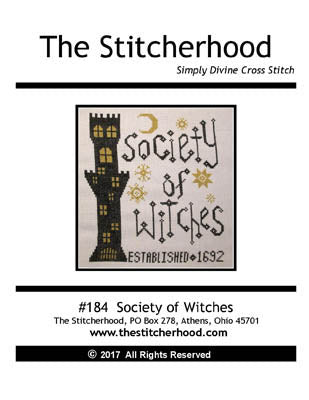 Stitcherhood The, Society Of Witches, Needles and Things
