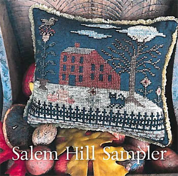 Scarlett House The, Salem Hill Sampler, Needles and Things