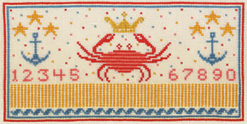 Artful Offerings, King Crab Sampler, Needles and Things